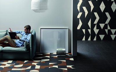 Mutina – collection PUZZLE by BARBER & OSGERBY